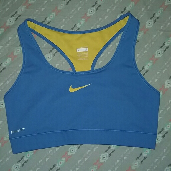 Nike Other - Nike Fit-Dry Workout Bra